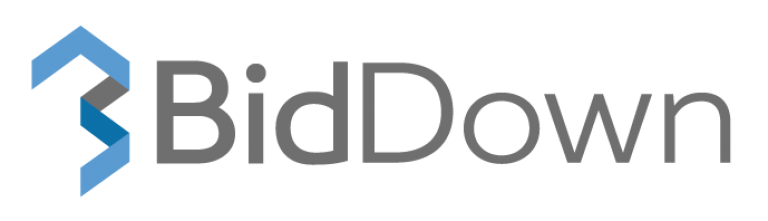 BidDown Home Logo
