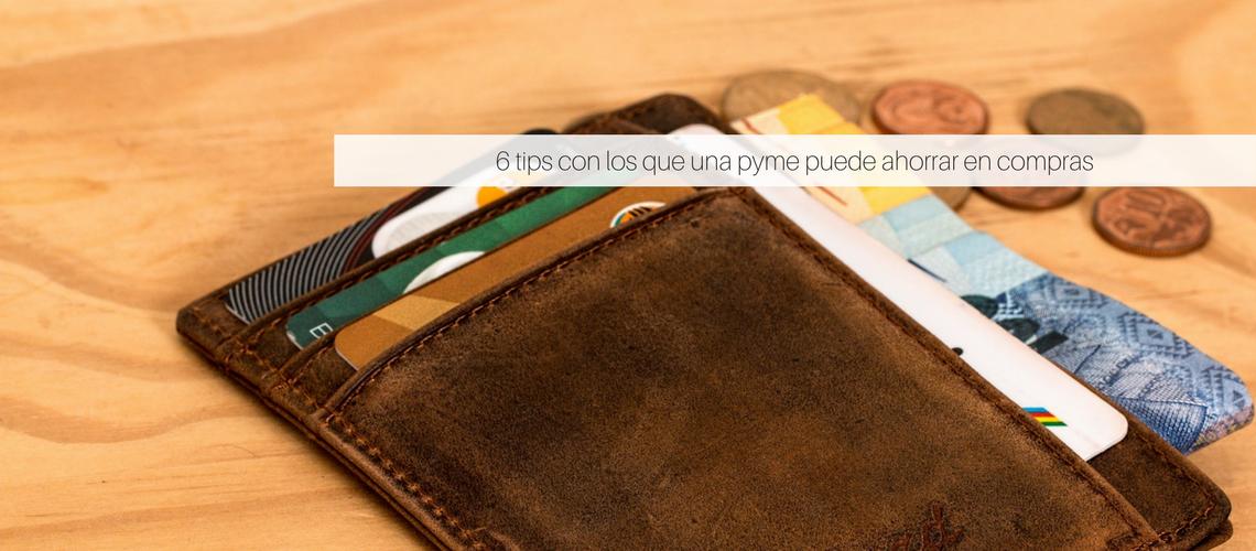 6 tips con los que una pyme puede ahorrar en compras