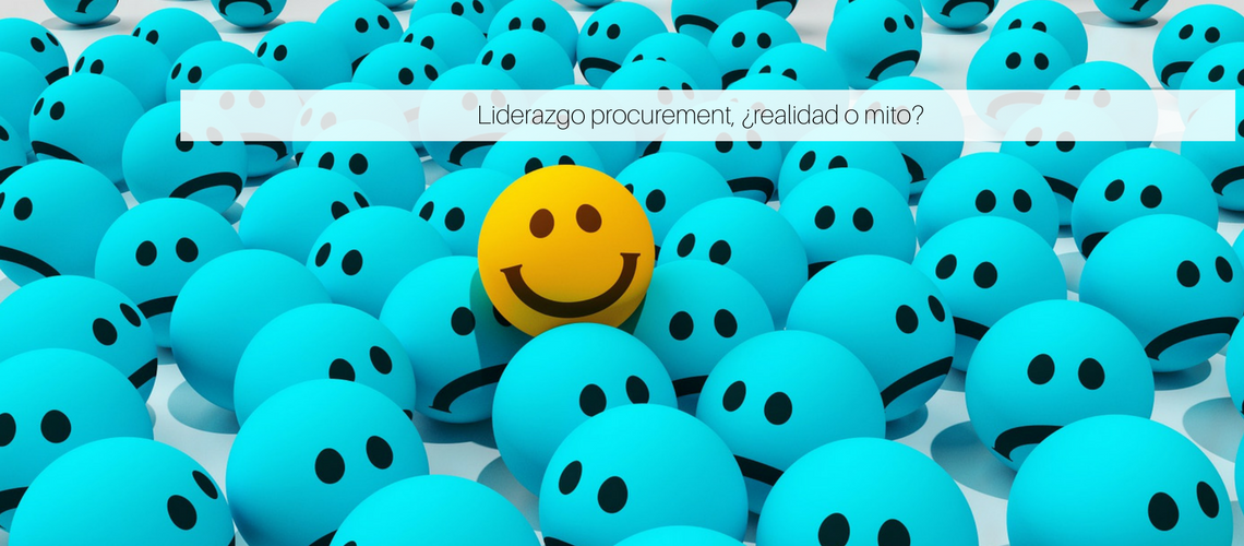 Liderazgo procurement, ¿realidad o mito?