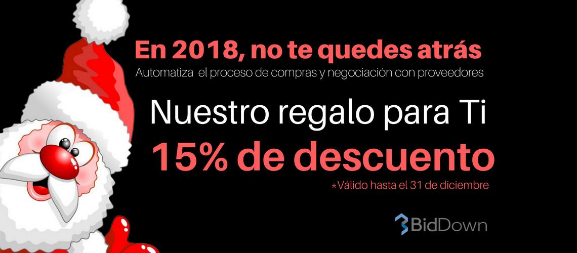 ¡No te quedes atrás! Automatiza los procesos de compra este 2018