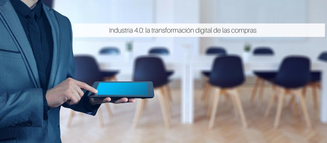 Industria 4.0: la transformación digital de las compras