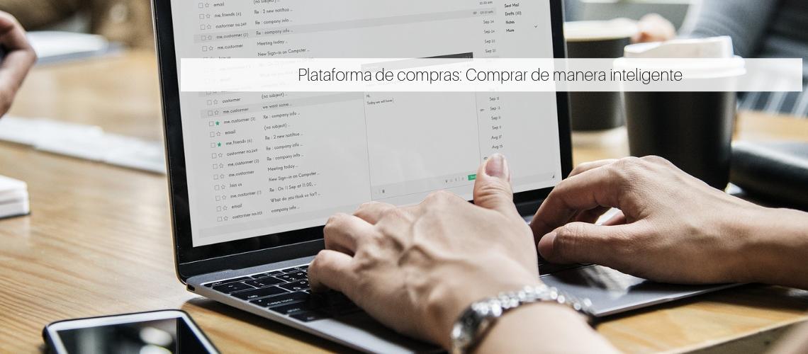 Plataforma de compras, recurso basico para las empresas