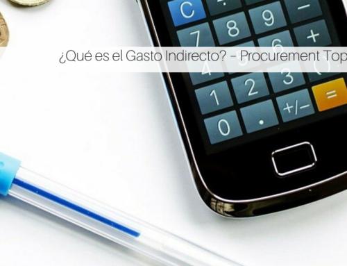 ¿Qué es el Gasto Indirecto? – Procurement Topics