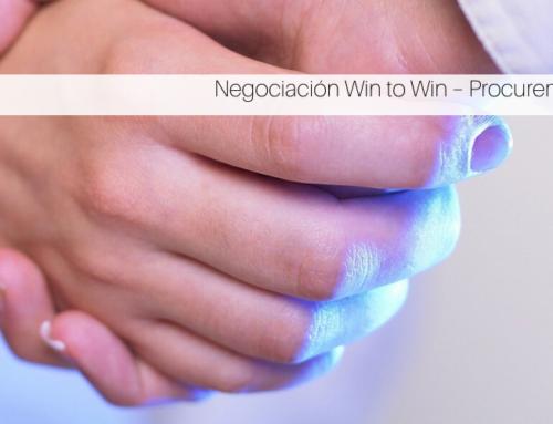 Negociación Win to Win – Procurement Topics