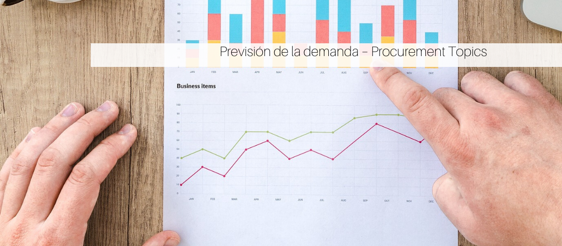 Previsión de la demanda – Procurement Topics