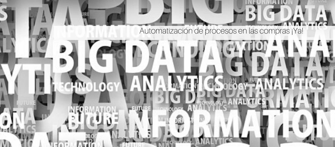 Automatización de procesos en las compras