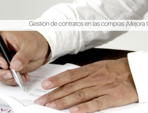 Gestión de contratos en las compras ¡Mejora tu eficiencia!