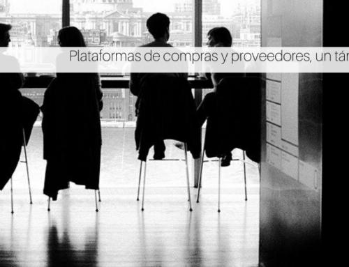 Plataformas de compras y proveedores, un tándem eficaz