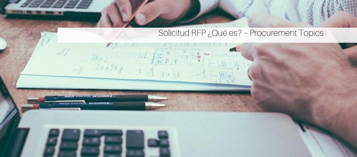 Solicitud RFP