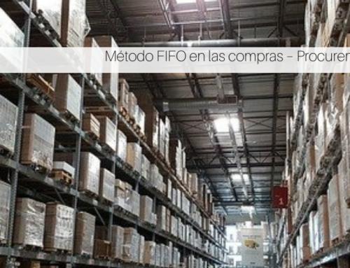 Método FIFO en las compras – Procurement Topics