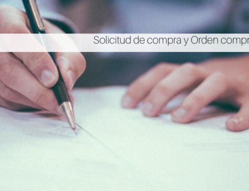 Solicitud de compra y Orden de compra ¿Son lo mismo?