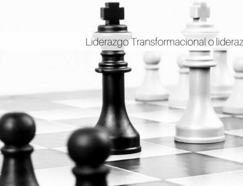 Liderazgo Transformacional o liderazgo Transaccional