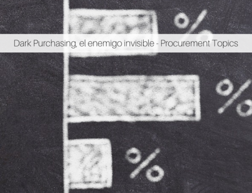 Dark Purchasing, el enemigo invisible – Procurement Topics