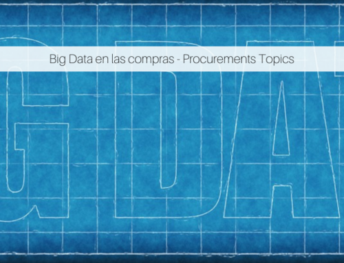 Big Data en las compras – Procurement Topics