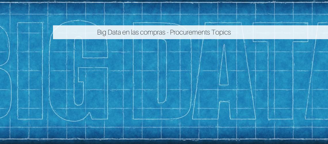 Big Data en las compras