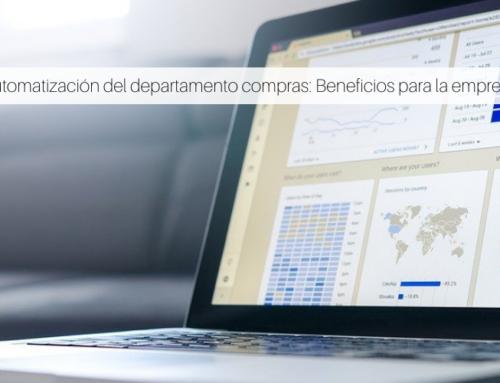 Automatización del departamento compras: Beneficios para la empresa