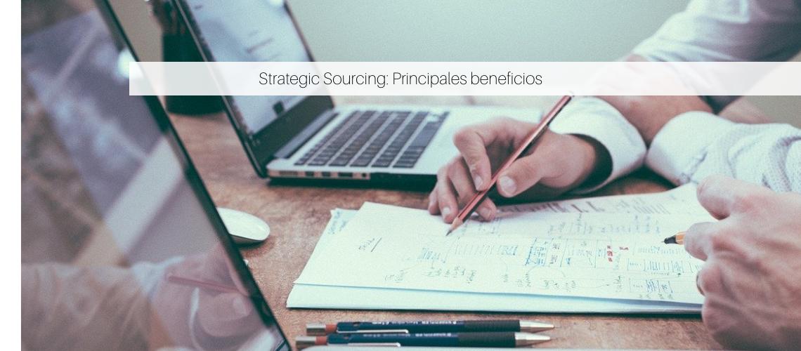 Strategic Sourcing - Beneficios