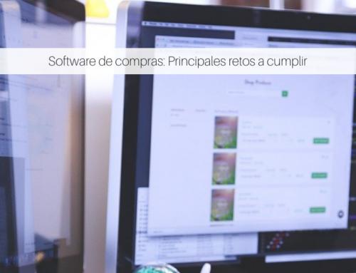 Software de compras: Principales retos a cumplir