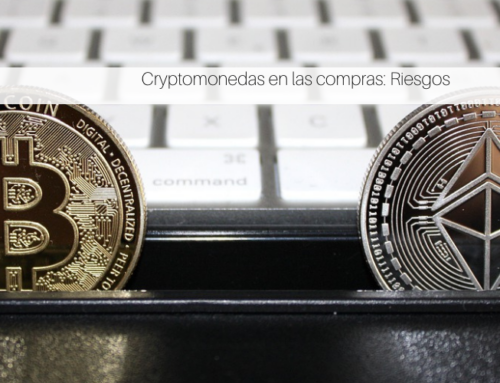 Cryptomonedas  en las compras: Riesgos